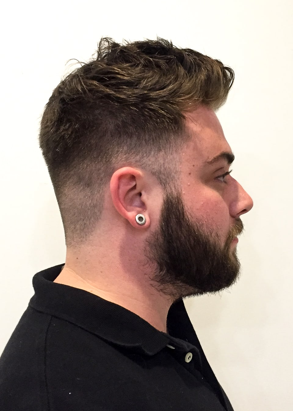 Tribeca Salons Mens Hair Cut Ybor City