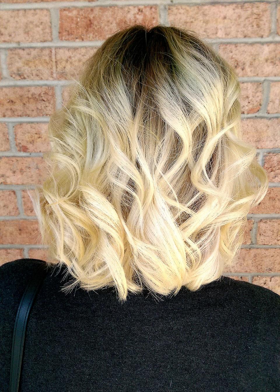 After Ybor City Hair Color Tribeca Salon Tampa