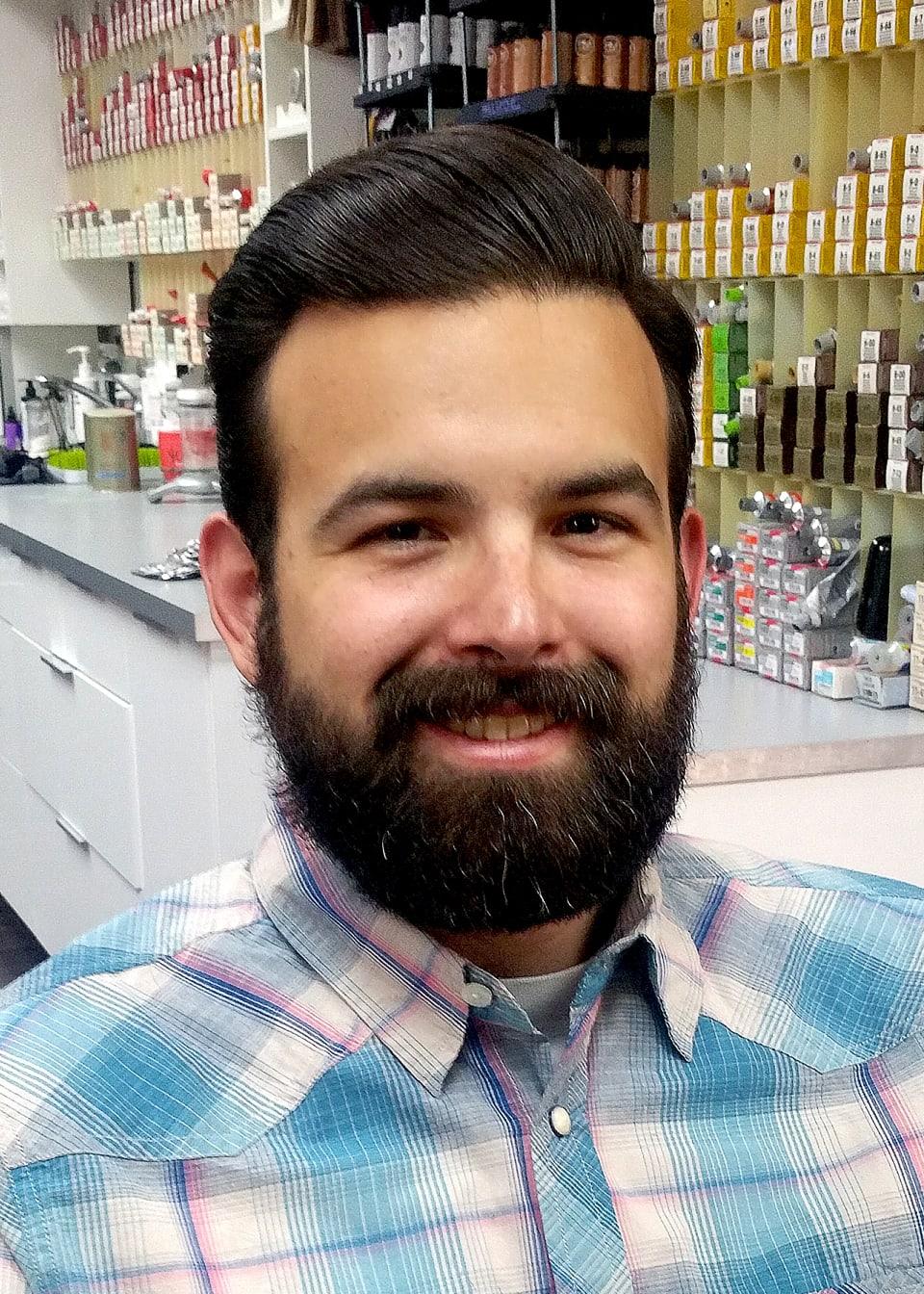 Mens Haircut South Tampa Tribeca Salon Stylists