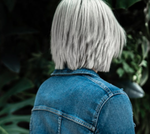 ashy silver 2019 hair color trends Tribeca Salons