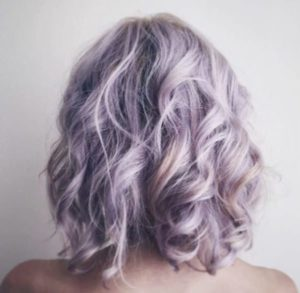 Lilac hair color 2019 trends Tribeca Salons