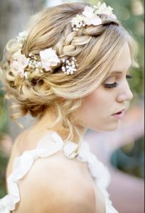 Tampa Wedding Hair Braided Tribeca Salon