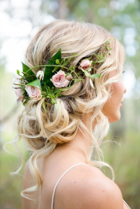 Tampa Wedding Hair Textured Updos Tribeca Salon