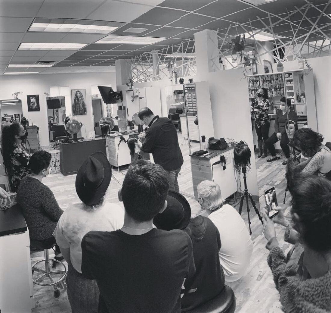 Tampa Salon Residency Program at Tribeca Salon